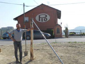Metodo Grimaldi: installazione presso Cantine Pio Cesare